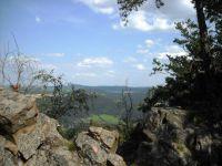 Panorama Zubštejnu
