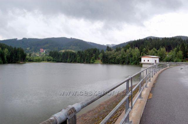 Vodná nádrž Horní Bečva