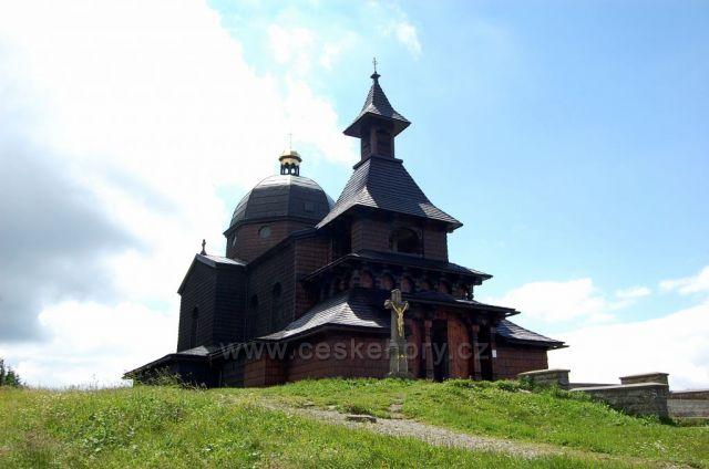 Kaple sv. Cyrila a Metoděje