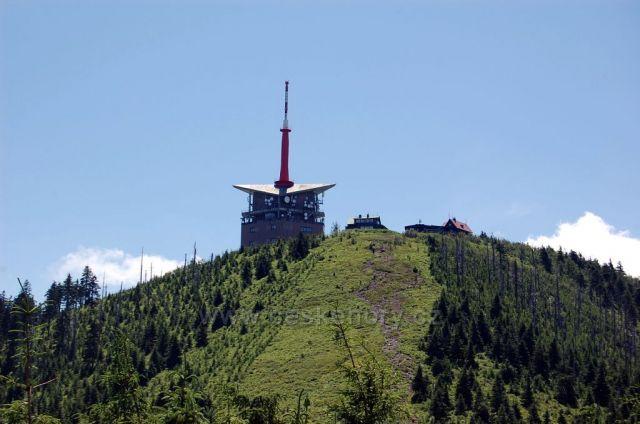 Lysá hora od Malchoru
