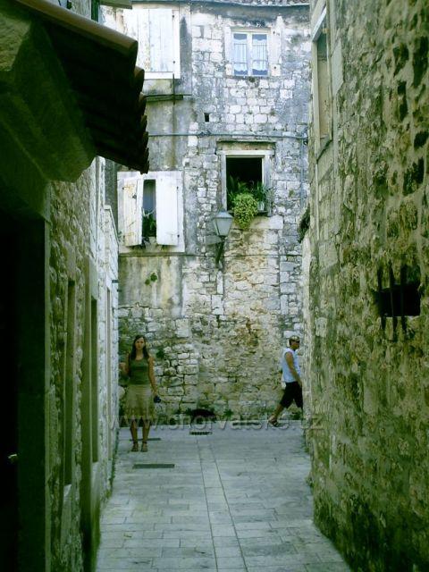 výlet do Trogiru