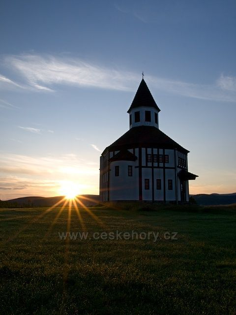 Kostel - Tesařov