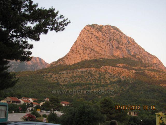 Zaostrog 2012,pohoří