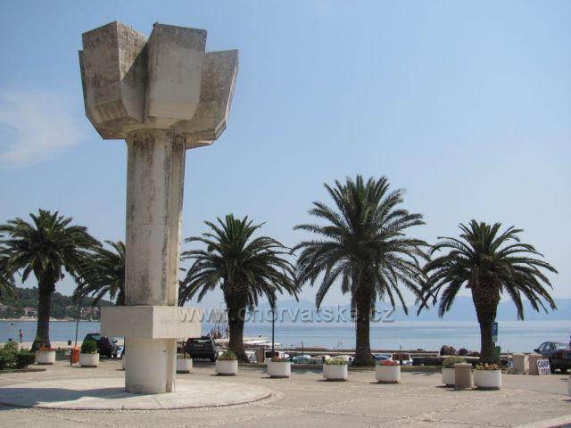 pobřeží Zaostrogu