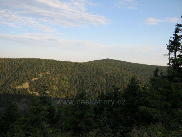 Jeseníky - Vozka od Vřesové studánky