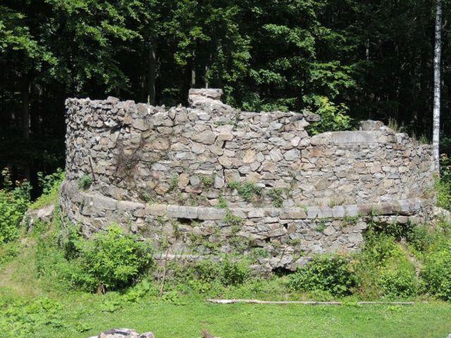 hrad Rychleby