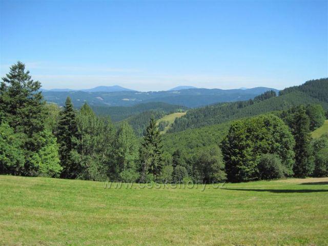 Výhled z Javorníčku