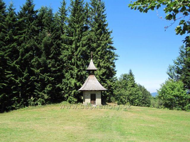 Zvonička na Javorníčku
