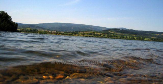 přehrada Bukowka a Krkonoše - Polsko