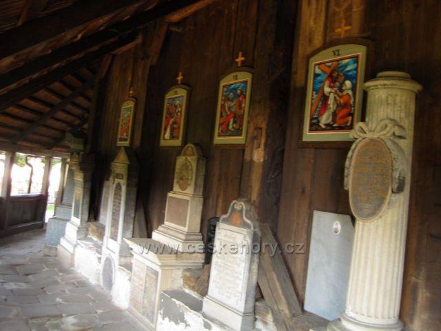 kostel p.Marie-nejstarší dochovaná dřevěná kostelní stavba v Čechách-1117