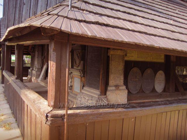 kostel p.Marie-nejstarší dřevěná kostelní dochovaná stavba v Čechách-1117