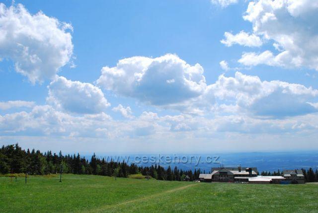 Výhledy z Černé hory