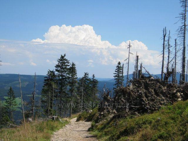 Přechod Orlických hor a Kralického Sněžníku