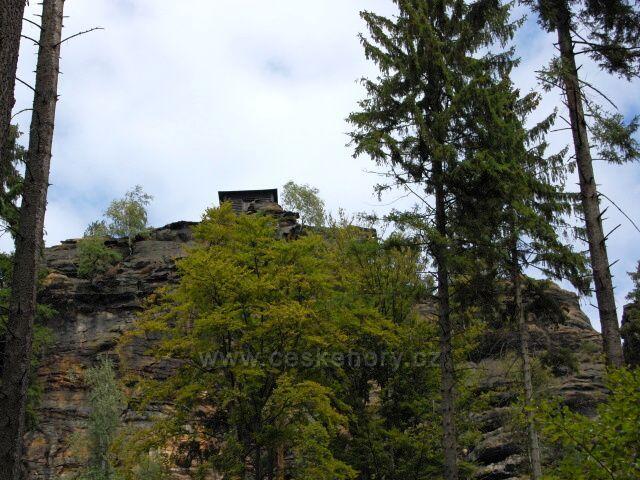 Jetřichovice - Rudolfův kámen