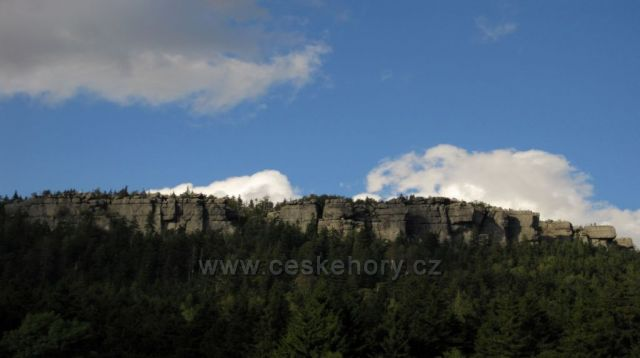 Stolové hory - Polsko