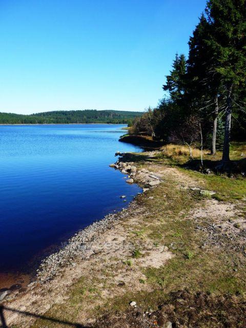 Bedřichovská přehrada