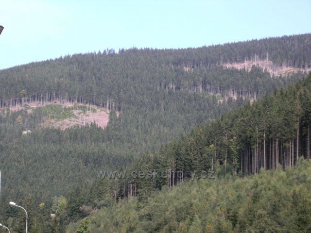 Pohled z Velké Úpy