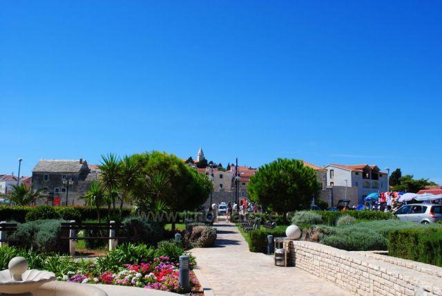 Pohľad na staré mesto