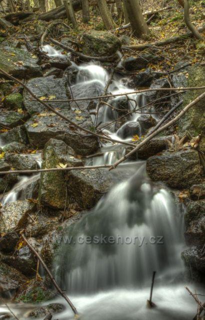 Vesnický potok