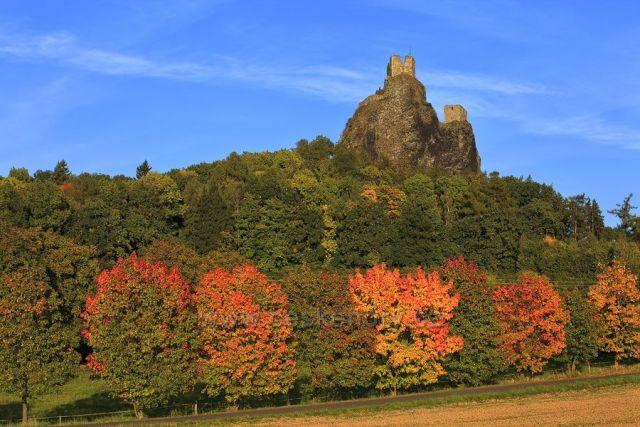 Podzimní Trosky