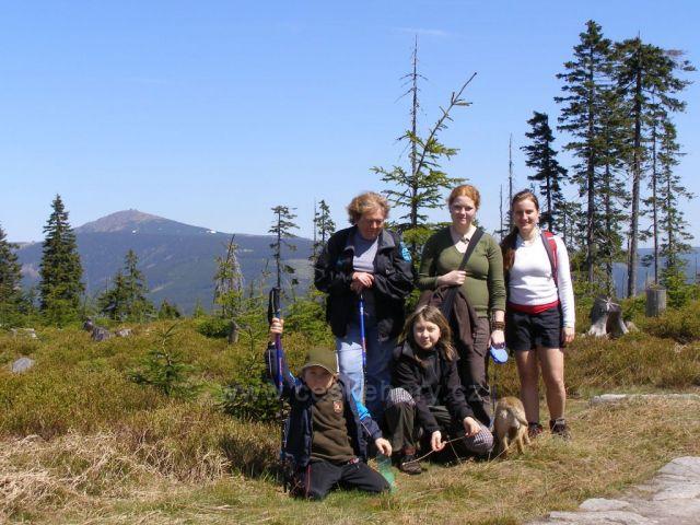 Černohorská rašeliniště 20.5.2012