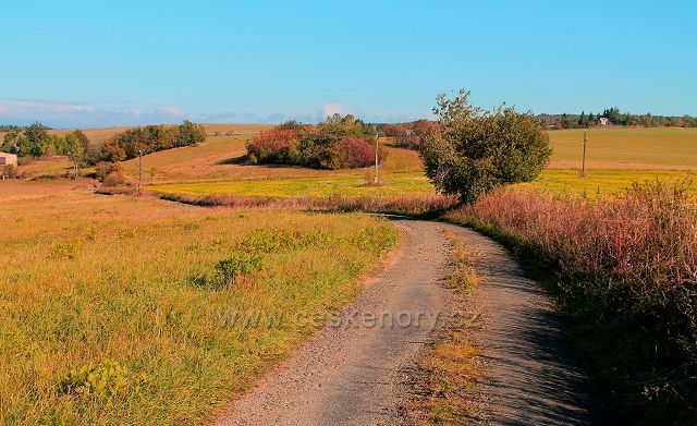 cestou krásnou krajinou