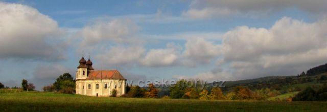 Kostel sv. Markéty v Šonově