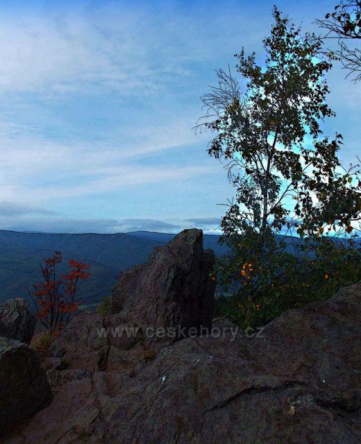 Jeseníky-Rychlebské Hory-Medvědí Kámen