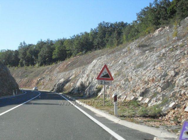 Chorvatské silnice