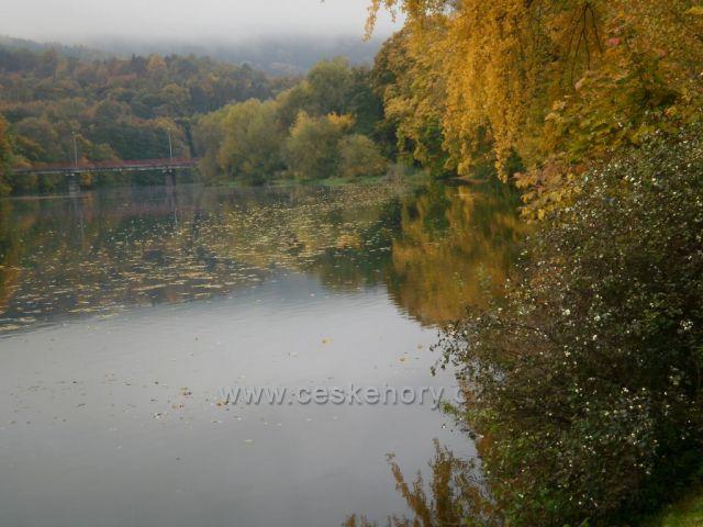 podzim na Ohři