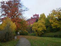 Klášterec nad Ohří-zámecká zahrada