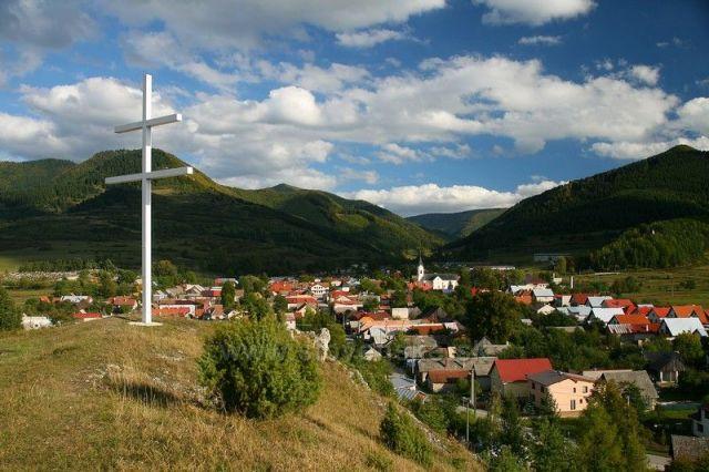 obec Rajecká Lesná
