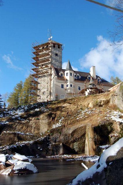 Podzimní rekonstrukce Liberecké výšiny