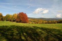 Podzim nad Blatnem