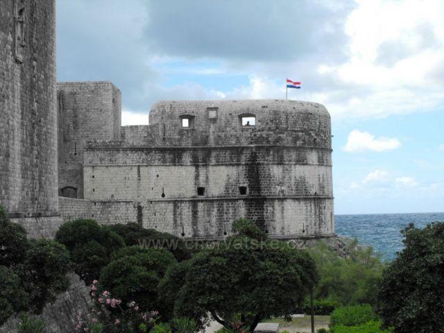 Pevnost Dubrovník