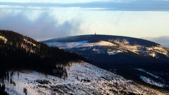 Liščí hora ve společnosti Černé hory :)