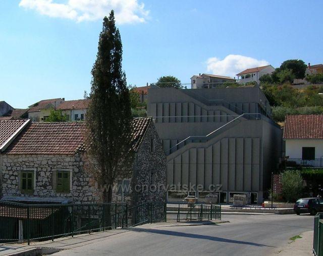 muzeum Narona v městečku Vid