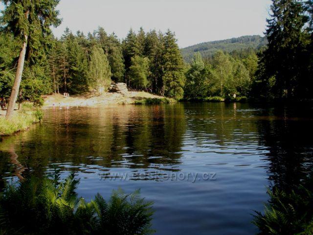 Rybníček - Kytlice