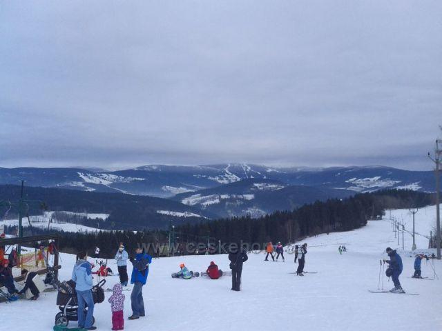 Vysoke nad Jizerou