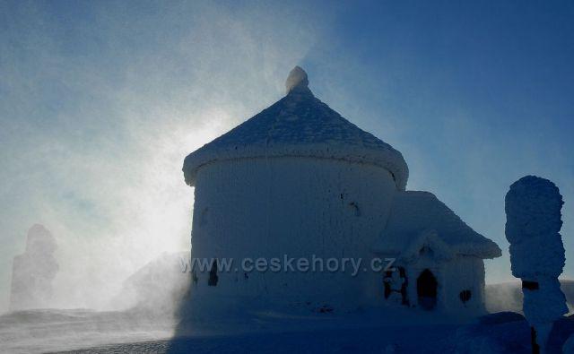 na Sněžce-kaplička