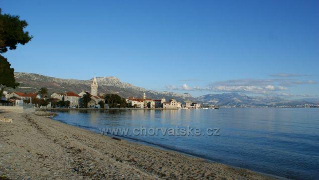 Plaz Bile, Kastel Stafilic, zima 2013...