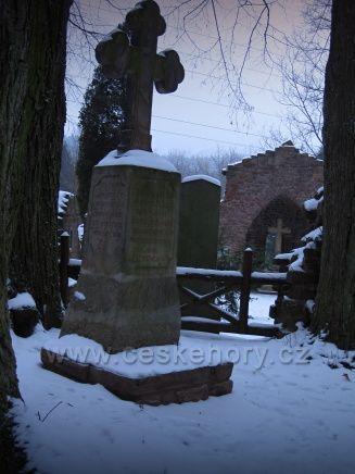 vojenský hřbitov