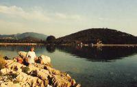 Ranný picnic Pelješac-Dubrava 24.6.1995