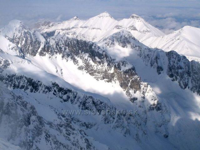 Pohled z vrcholu
