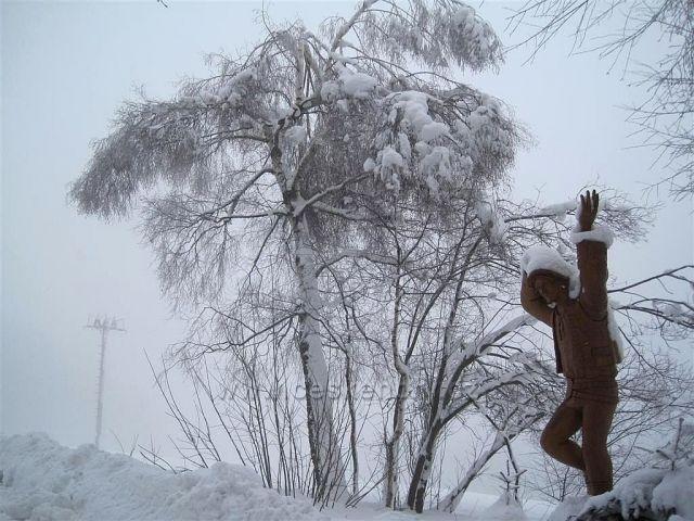 Vsetínské vrchy 16.2.2013