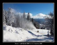 Šumava - vrchol Špičák