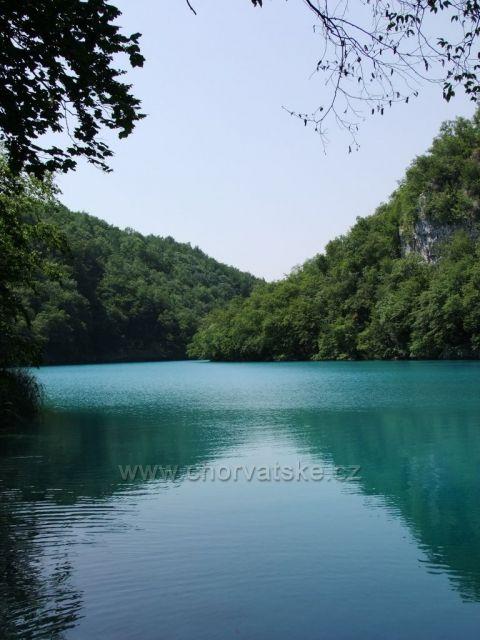 Plitvická jezera 6/2012