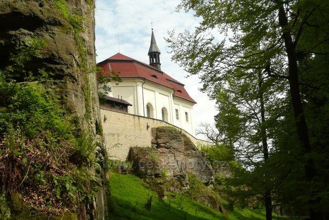 Český ráj - hrad Valdštejn