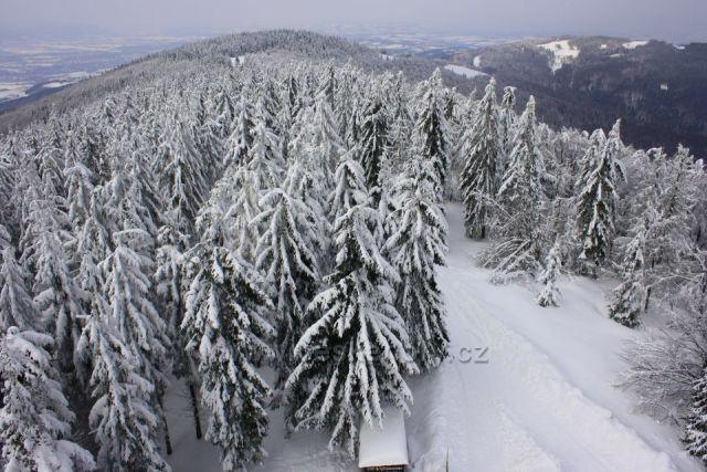 Panorama z Velké Čantorie