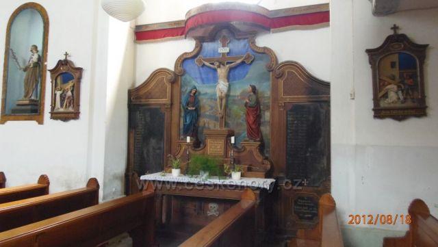 Cínovec 2012(kostel)